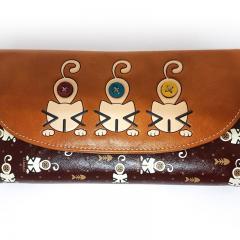 Originální dámská/dívčí peněženka Sammao, M2081-2