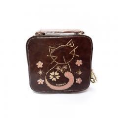 Originální dámský/dívčí kufřík Sammao, M1267-3
