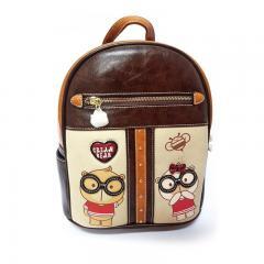 Originální dámský/dívčí batoh Cream Bear, C1037-2
