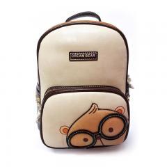 Originální dámský/dívčí batoh Cream Bear, C1027-4
