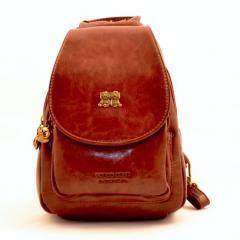 Originální dámský/dívčí batoh Cream Bear, C1061-5