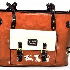 Originální dámská/dívčí kabelka Sammao, M1371-1