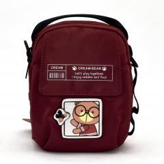 Originální dámská/dívčí kabelka Cream Bear C1082-2