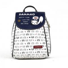 Originální dámský/dívčí batoh Sammao, M1214-4