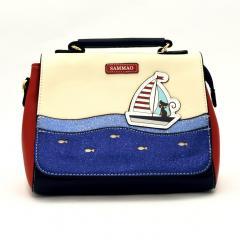 Originální dámská/dívčí kabelka  Sammao, M1299-2
