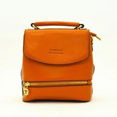 Originální dámská/dívčí kabelka  Sammao, M1317-4 brown
