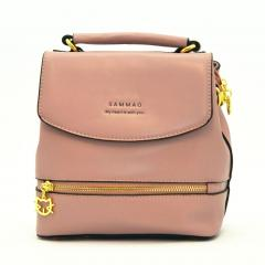 Originální dámská/dívčí kabelka  Sammao, M1317-4 pink