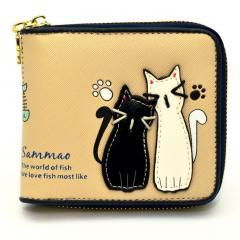 Originální dámská/dívčí peněženka Sammao, M2086-4
