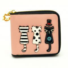 Originální dámská/dívčí peněženka Sammao, M2101-4