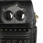 Luxusní, designový batoh značky Cream Bear, dámský / dívčí, velká,