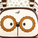 Luxusní, designová kabelka značky Cream Bear, dámská / dívčí, střední,