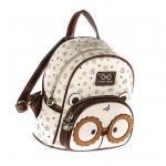 Luxusní, designový batoh značky Cream Bear, dámský / dívčí, malý,
