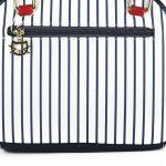 Luxusní, designová kabelka značky Sammao, dámská / dívčí, střední,