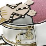 Luxusní, designová peněženka značky Sammao, dámská / dívčí, ,