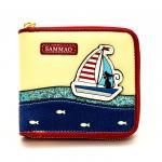 Originální dámská/dívčí peněženka Sammao, M2095-4