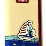 Originální dámská/dívčí peněženka Sammao, M2095-2