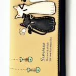 Originální dámská/dívčí peněženka Sammao, M2086-1