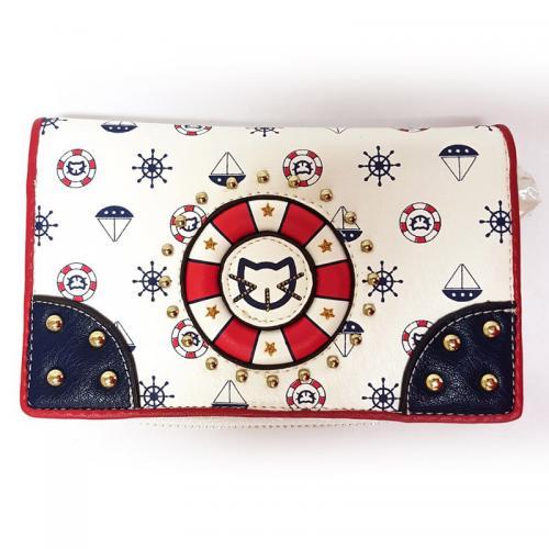 Originální dámská/dívčí peněženka Sammao, M2045-4