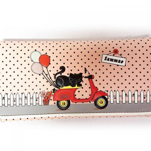 Originální dámská/dívčí  peněženka Sammao, M2051-1
