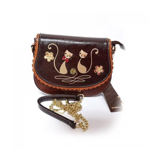 Originální dámská/dívčí kabelka Sammao, M1263-3