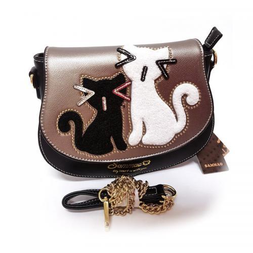 Originální dámská/dívčí kabelka Sammao, M1255-4