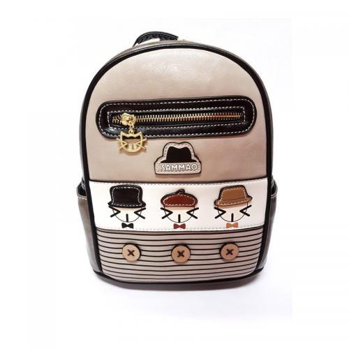 Originální dámský/dívčí batoh Sammao, M1246-4