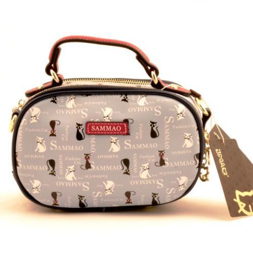 Originální dámská/dívčí kabelka Sammao, M1372-2