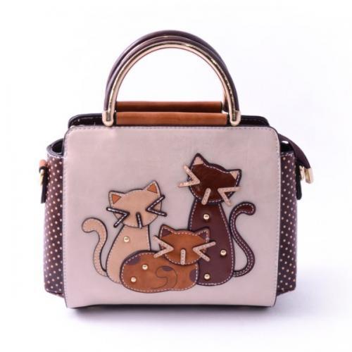 Originální dámská/dívčí kabelka Sammao, M1274-1, M1274-1