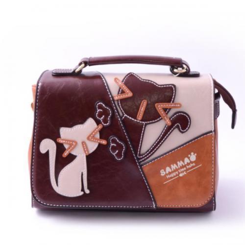 Originální dámská/dívčí kabelka Sammao, M1276-3