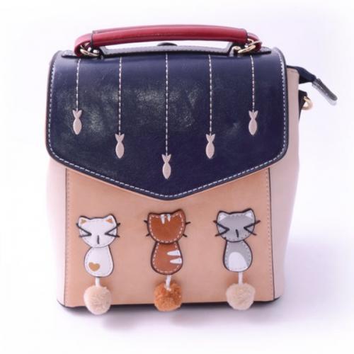 Originální dámský/dívčí batoh Sammao (kabelka), M1292-5