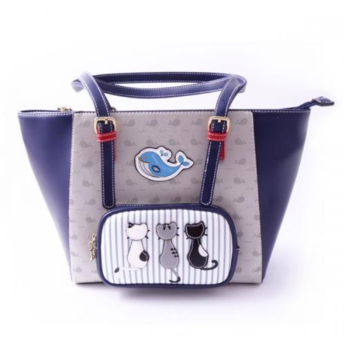 Originální dámská/dívčí kabelka Sammao, M1290-1