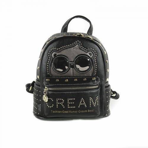 Originální dámský/dívčí batoh Cream Bear, C1005-3