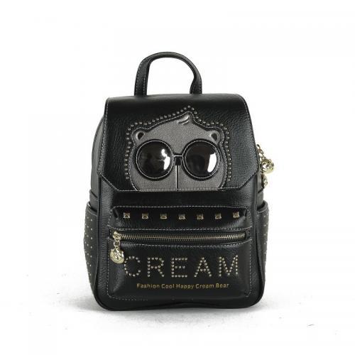 Originální dámský/dívčí batoh Cream Bear, C1005-2
