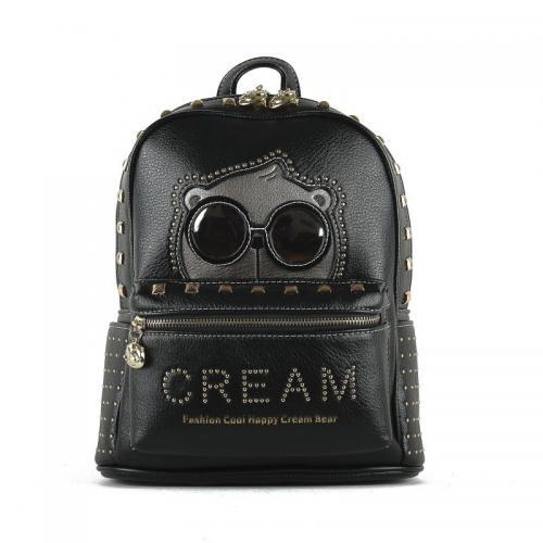 Originální dámský/dívčí batoh Cream Bear, C1005-1
