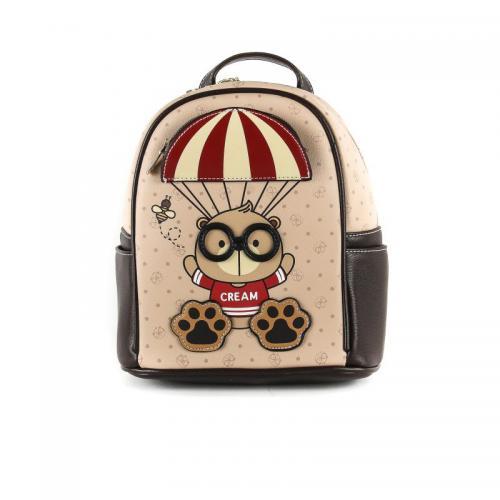 Originální dámský/dívčí batoh Cream Bear, C1007-3