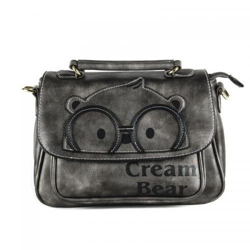Originální dámská/dívčí kabelka Cream Bear, C1024-1