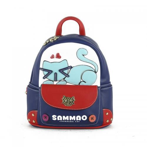 Originální dámský/dívčí batoh Sammao, M1047-5