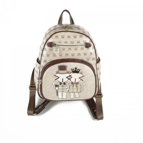 Originální dámský/dívčí batoh Sammao, M1215-4