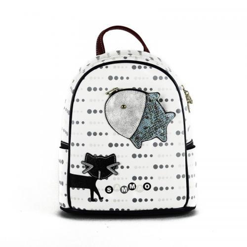 Originální dámský/dívčí batoh Sammao, M1234-4