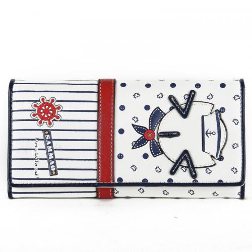 Originální dámská/dívčí peněženka Sammao, M2053-1