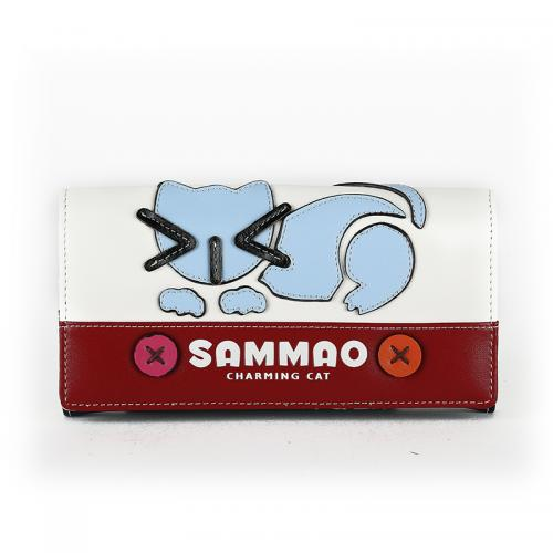 Originální dámská/dívčí peněženka Sammao, M2024-1