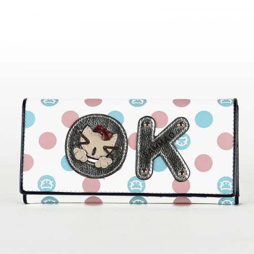 Originální dámská/dívčí peněženka Sammao, M2074-1