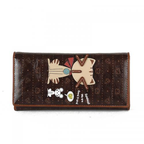 Originální dámská/dívčí peněženka Sammao, M2079-2