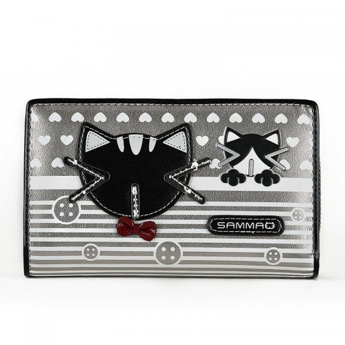 Originální dámská/dívčí peněženka Sammao, M2076-4