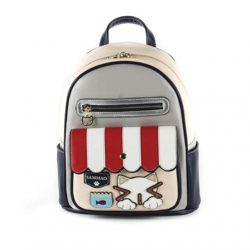 Originální dámský/dívčí batoh Sammao, M1227-5