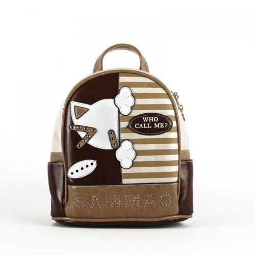 Originální dámský/dívčí batoh Sammao, M1224-6