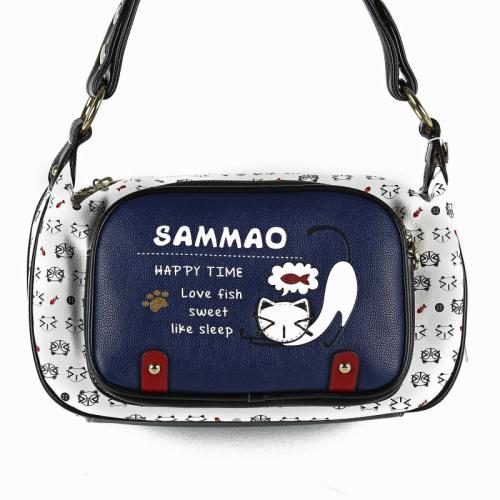 Originální dámská/dívčí kabelka Sammao, M1214-2