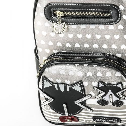 Originální dámský/dívčí batoh Sammao, M1239-4