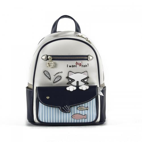 Originální dámský/dívčí batoh Sammao, M1235-3