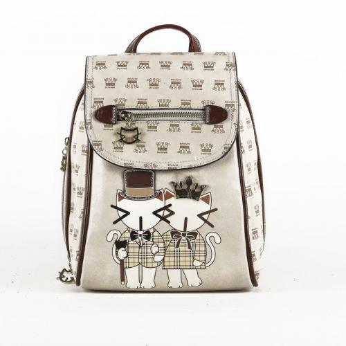 Originální dámský/dívčí batoh Sammao, M1215-5